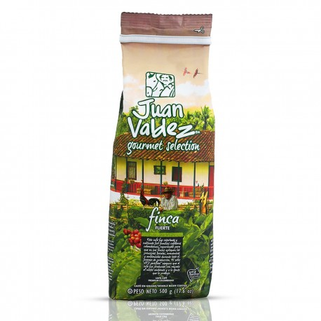 Juan Valdez Gourmet Coffee - Finca Fair Trade