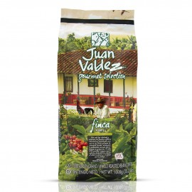 1kg Finca Fair Trade - Juan Valdez® Gourmet Coffee 1000g (Ground/Whole Beans)