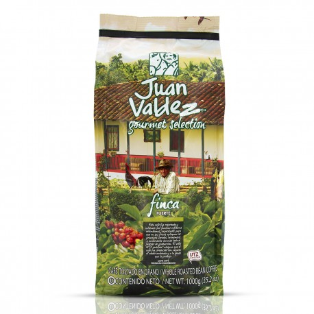 Juan Valdez Gourmet Kaffee - Finca Fair Trade